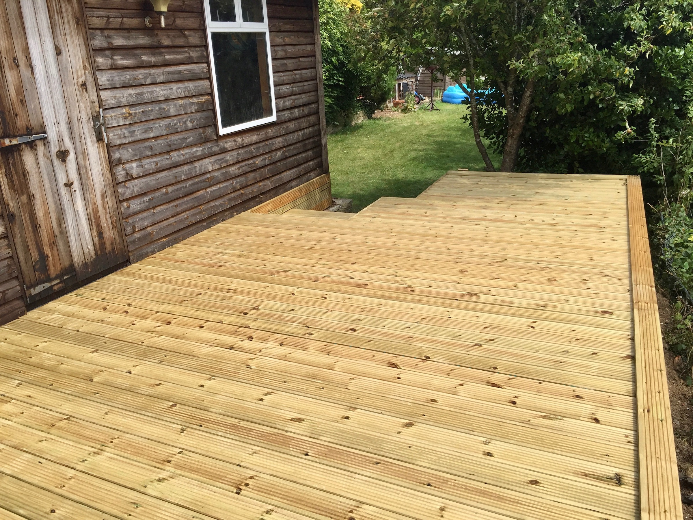 decking farlington