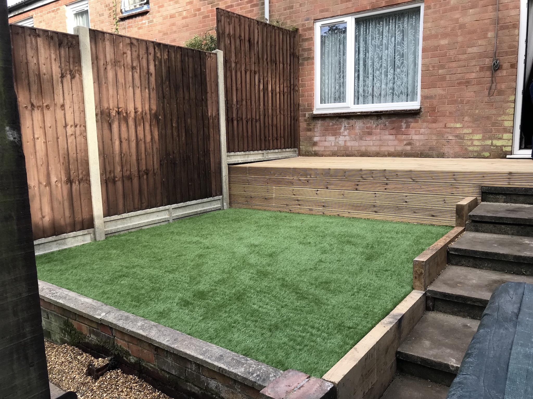 garden makeover waterlooville