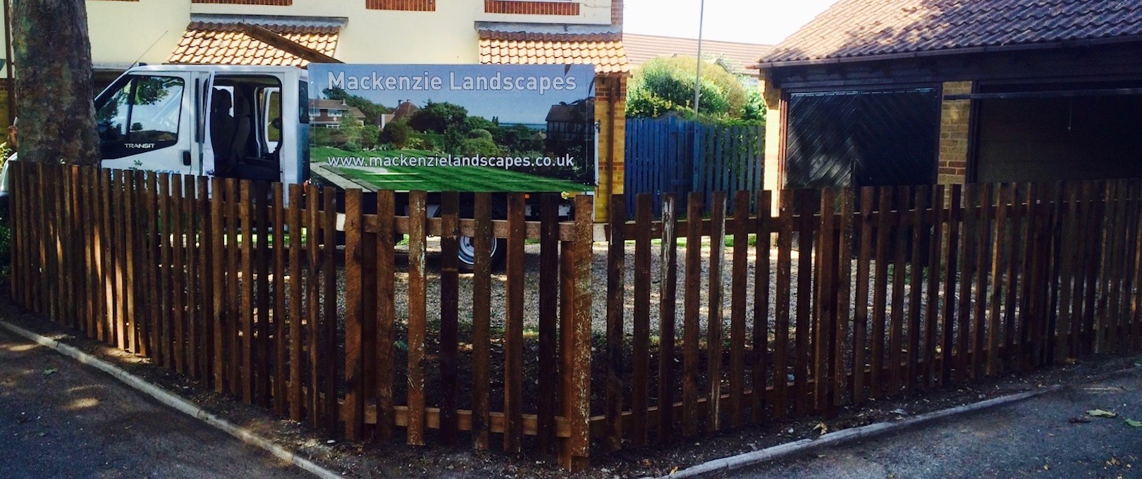 landscape gardening portsmouth